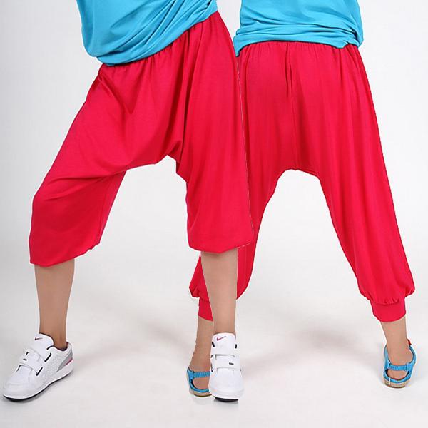 24fb039748b1 Dětské krátké sportovní kalhoty ALADINKY