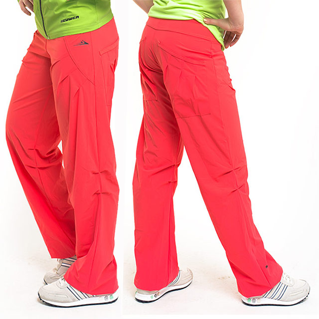 c80dca6ae54 Dámské sportovní kalhoty EK928 - lososová