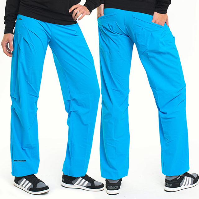 42fb628e121 Dámské sportovní kalhoty EK928 - tyrkysová