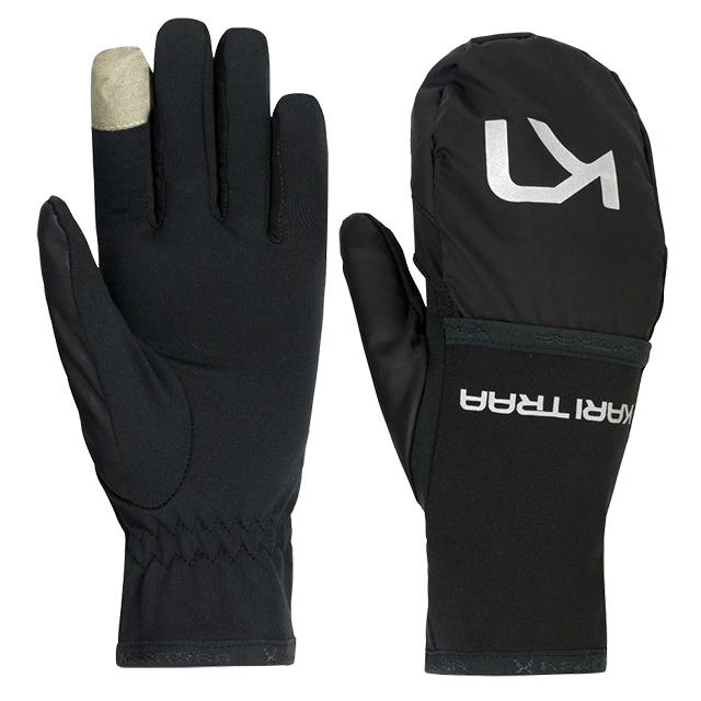 Sportovní funkční rukavice LISE GLOVE - černá 2f3ab61489