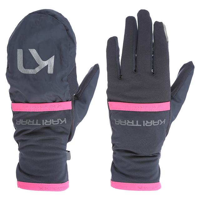 Sportovní funkční rukavice LISE GLOVE - šedá 90cae80d89