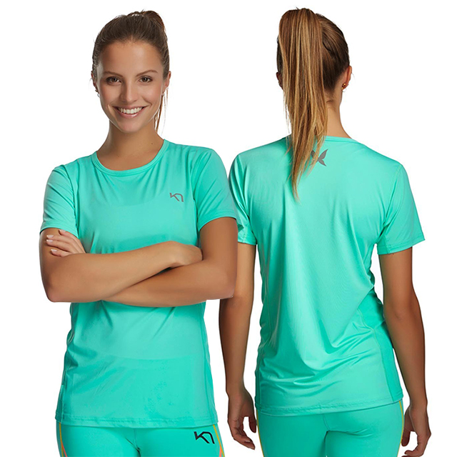 Dámské sportovní tričko NORA TEE - mátová  865d623c70