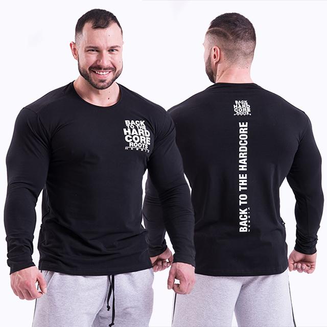 303ba3ad9ee6 Pánské fitness tričko 341 - černá
