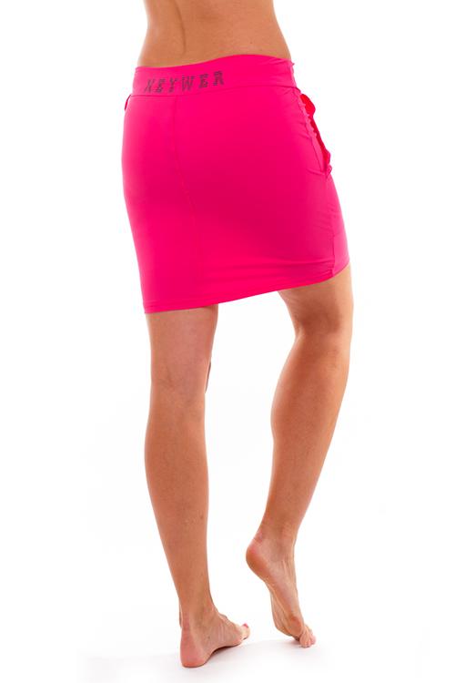69eca167791 Dámské sportovní sukně ES323 - růžová