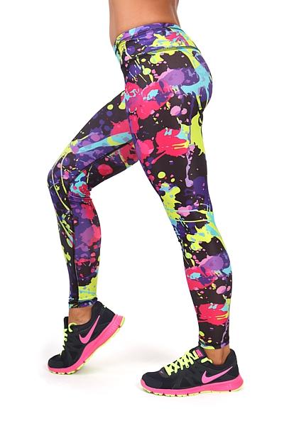 Sportovní a běžecké LEGÍNY SENSATION  220549d828