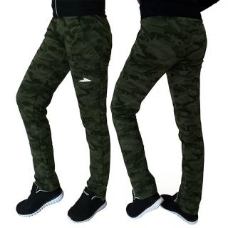 c411b1a7244 Dámské sportovní maskáčové kalhoty BK620 - tmavý maskáč empty